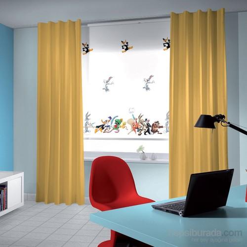 Taç Looney Tunes Stor Perde Çocuk Odası