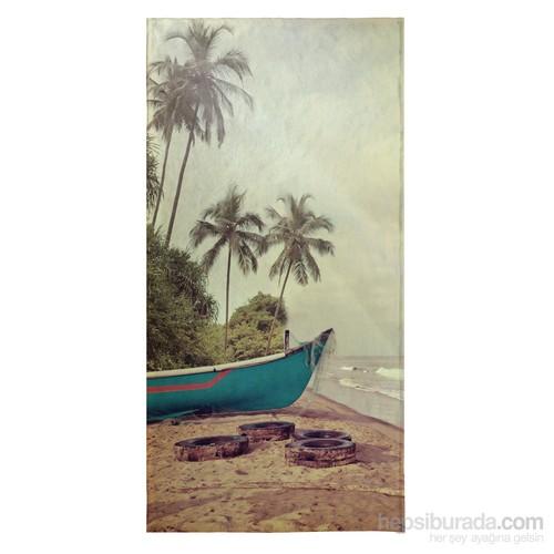 Ecemre Plaj Havlusu 80X160