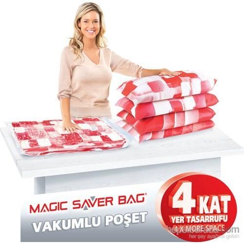 Magic Saver 12 Li Özel Set Vakumlu Saklama Poşeti