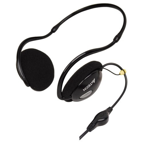 A4 Tech HS-26 Mikrofonlu Kulaküstü Kulaklık