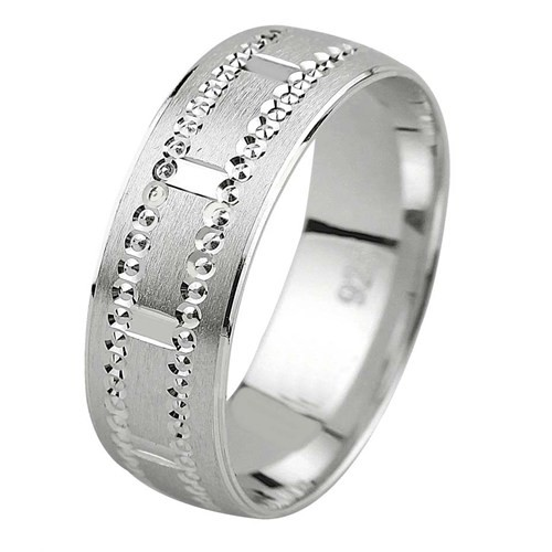 Ejoya Gümüş Alyans B1023