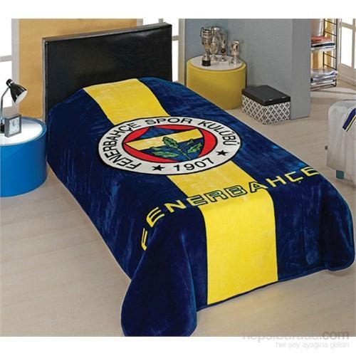 Kristal Lisanslı Fenerbahçe Battaniye