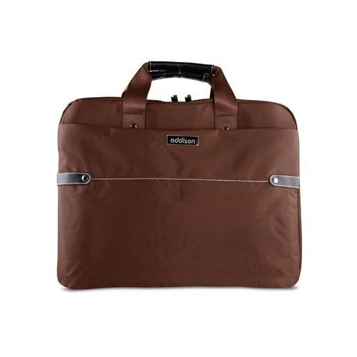 "Addison 300635 15.6"" Kahverengi Notebook Çantası"
