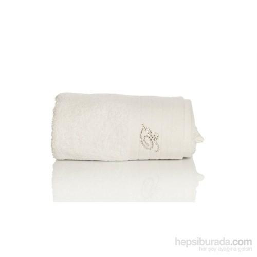 Yastıkminder Koton Beyaz 60X35 Havlu