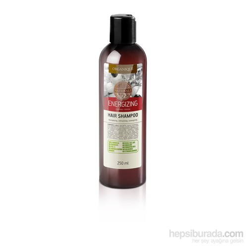 Organique Natural Energizing Şampuan 250 Ml