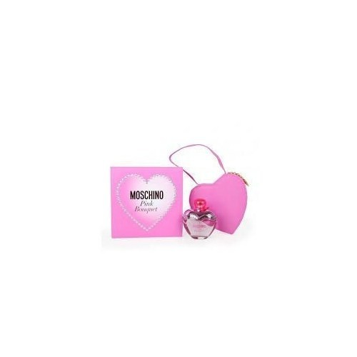 Moschino Pink Bouquet Edt 100 Ml - Bayan Parfüm Set