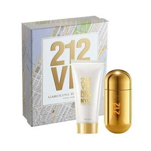 Carolina Herrera 212 VIP Edp 80 Ml Kadın Parfüm Set
