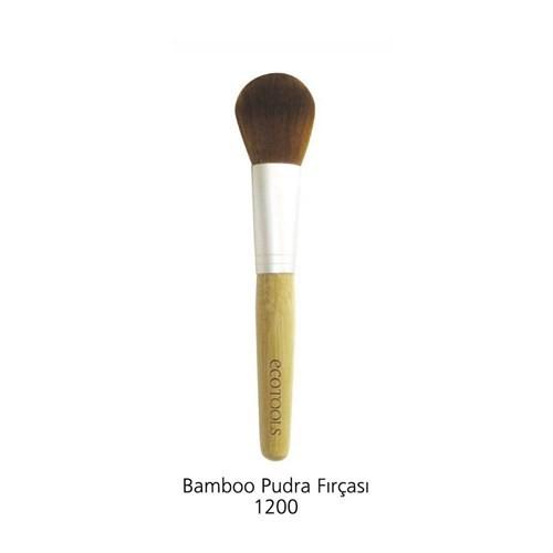 Ecotools Bamboo Pudra Fırçası 1200