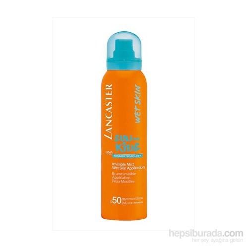 Lancaster Sun Kids Invisible Mist Wet Skin Application Spf50 200 Ml