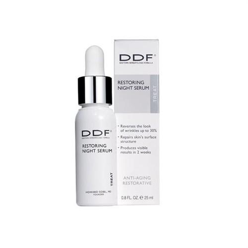 DDF Restoring Night Serum 25ml - Olgun ve Kuru Ciltler İçin Gece Bakım Serumu