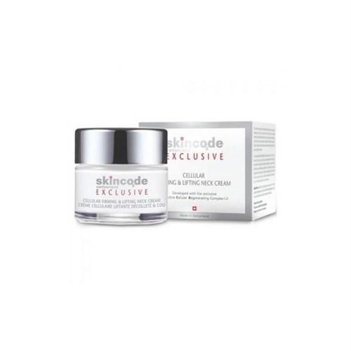 Skincode Cellular Firming and Lifting Neck Cream 50ml - Hücresel Sıkılaştırıcı ve Toparlayıcı Boyun Kremi