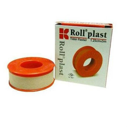 Roll Plast Tıbbi Flaster 1,25 Cm X 5 M
