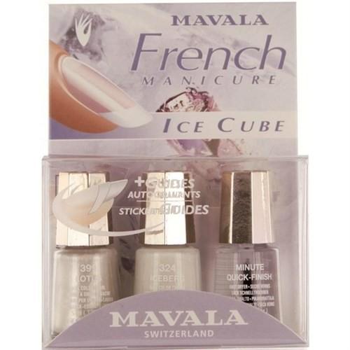 Mavala French Manikür Seti - Buz Küpü