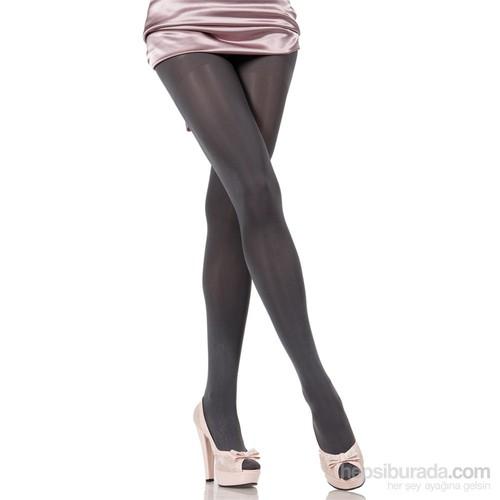 Pierre Cardin Saten Yarı Parlak Külotlu Çorap Fortuna Gri