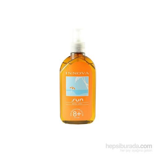 Innova Sun Oil Spf 8 (200 Ml.)