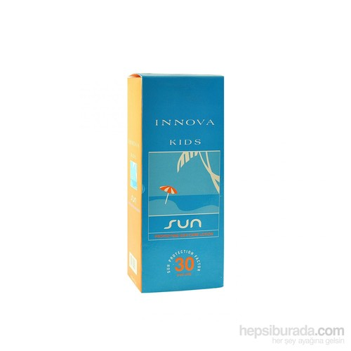 Innova Kids Protecting Sun Care Lotion SPF30 (150 Ml)