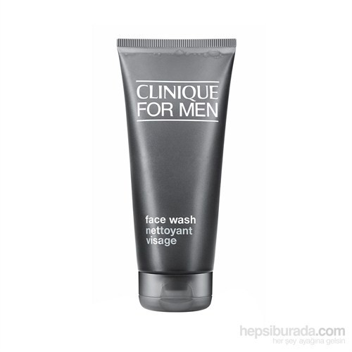 Clinique For Men Face Wash 200 Ml Temizleyici