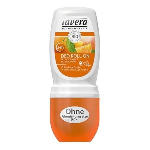 Lavera Organic Orance & Sea Buckthorn-24 H Deo Roll-On