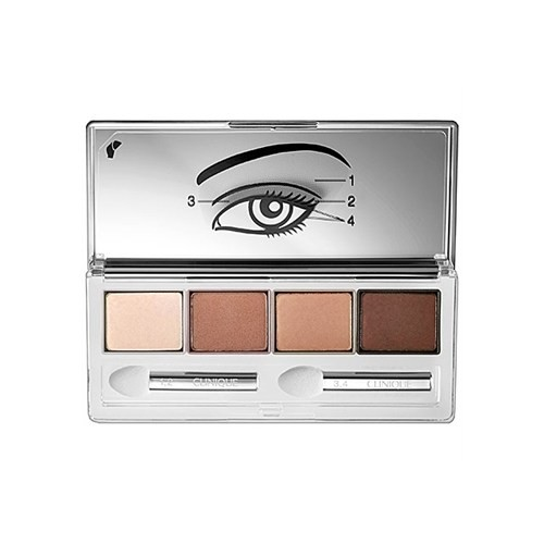 Clinique All About Shadow 4 Couleurs 01 Teddy Bear