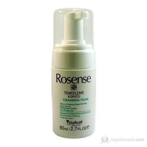 Rosense Temizleme Köpüğü 80 Ml