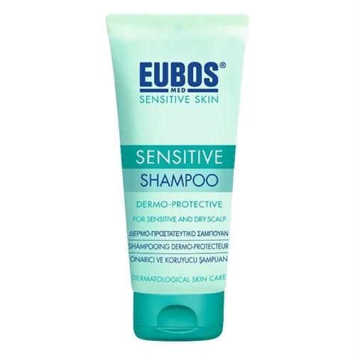 Eubos Sensitive Onarıcı Koruyucu Şampuan 200 ml.