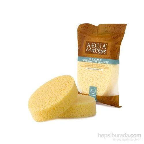 Aqua Massage Banyo Süngeri Soft Hipoalerjenik