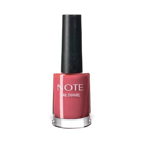 Note Enamel 19 Dark Rose Oje