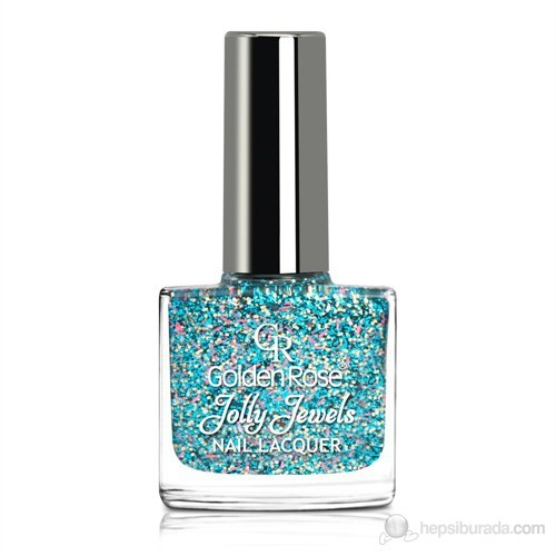 Golden Rose Jolly Jewels Nail Lacquer No:114