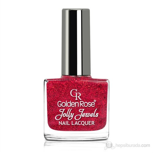 Golden Rose Jolly Jewels Nail Lacquer No:121