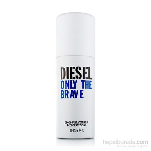 Diesel Only The Brave Erkek Deodorant 150 Ml -Erkek Deodorant