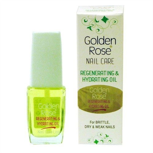 Golden Rose Regenerating & Hydrating Oil Yenileyici Ve Nemlendirici Yağ 12Ml