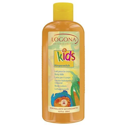 Logona Çocuklar İçin Vücut Sütü