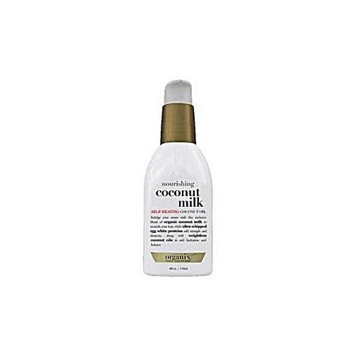 Organix Coconut Milk Onarıcı Isı Terapi Yağı 118Ml