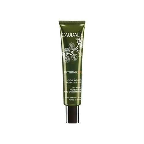 Caudalie Polyphenol C15 Anti Wrinkle Protect Cream Spf20 40Ml - Kırışıklık Karşıtı Koruyucu Krem