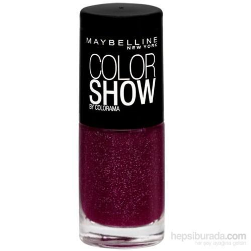 Maybelline Vao Color Show Nu 265 Wine Shimmer
