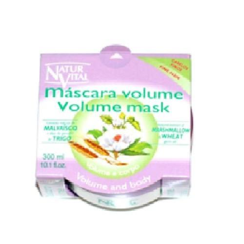 Natur Vital Mascara Volume Mask 300Ml