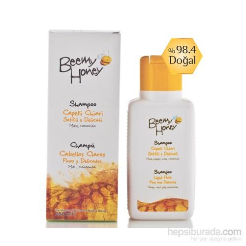 Beemy Honey Şampuan (Açık Renk Saçlar İçin)