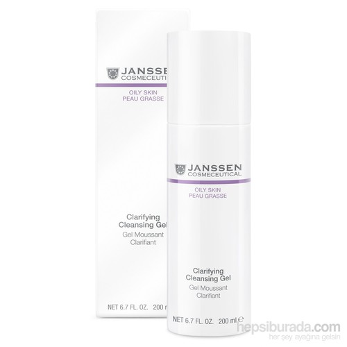Oily Skin Clarifying Cleansing Gel