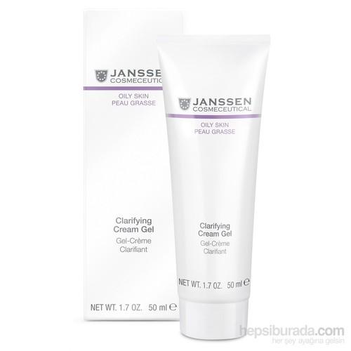 Oily Skin Clarifying Cream Gel