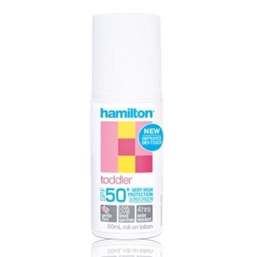 Hamilton Çocuk Losyonu Roll-On Spf 50