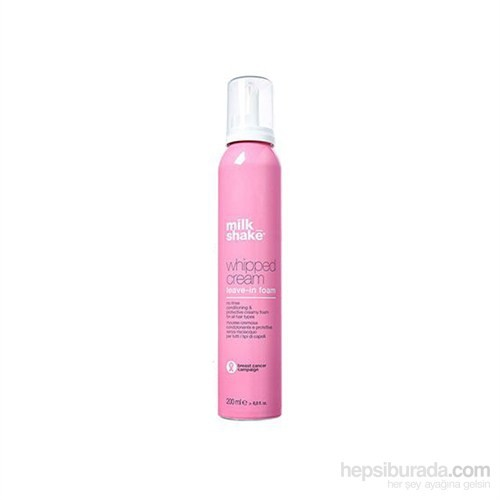 Milk Shake Conditioning Whipped Cream 200ml Pink