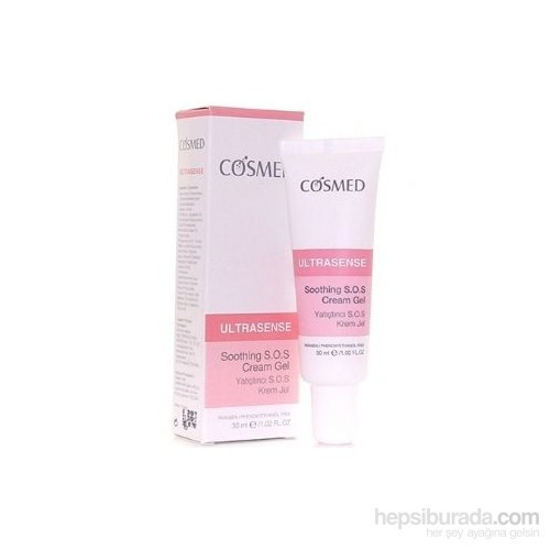 COSMED Ultrasense - Soothing S.O.S. Cream Gel 30 ml