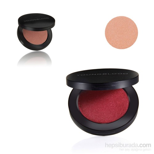 YOUNGBLOOD Nectar Compact Mineral Allik (8002)