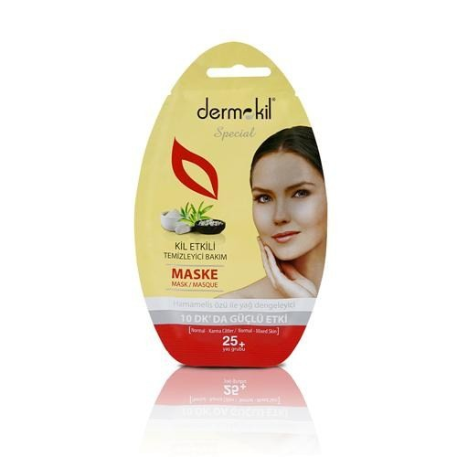 Dermokil Maske 25+Yaş 15Ml Nornal/Karma Ciltler