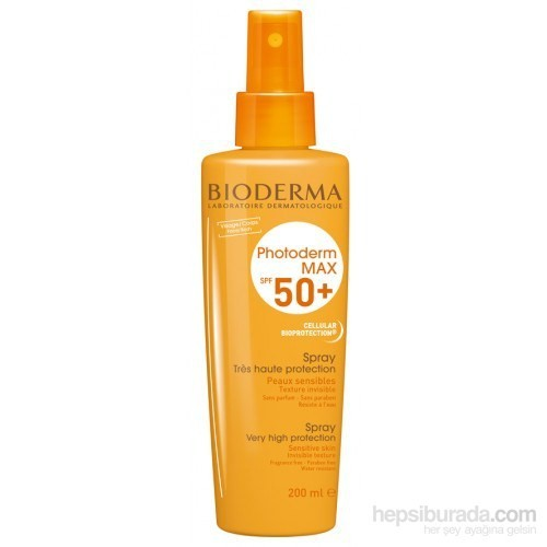BIODERMA Photoderm Max Spray 200 ml ( SPF50+ UVA35)