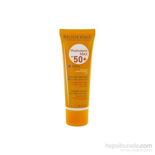 BIODERMA Photoderm Max Tinted Cream 40 ml (SPF50+ UVA 38)