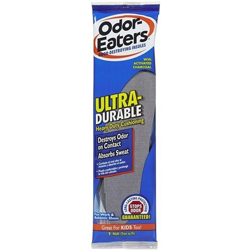 Odor-Eaters Koku Giderici Ayakkabı Tabanlığı Ultra Durable - Spor ve Ağır İş Ortamları İçin