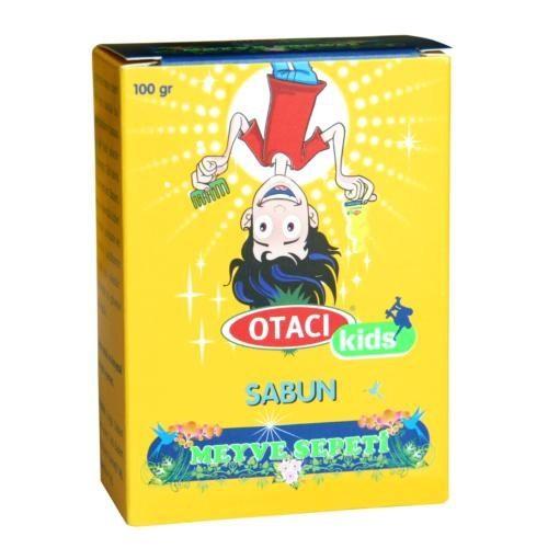 Otacı Kids Sabun Meyve Sepeti 100GR