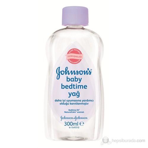 Johnson's Baby Oil/Yağ Bed Tıme 300 Ml