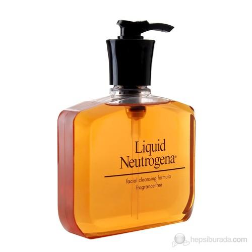 Neutrogena Parfümsüz Yüz Yıkama Jeli 236 Ml